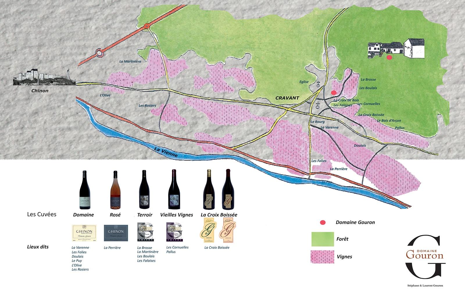 le vignoble gouron viticulteur